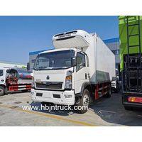 Sinotruk Howo Refrigerated Truck