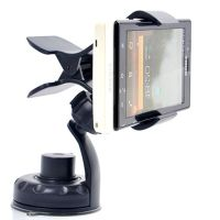Compact car dash board phone holder