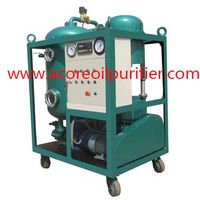 Waste Hydraulic Oil Purifier System