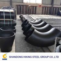 butt weld carbon steel pipe fittings ansi b16.9 A234wpb