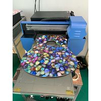 UV Flatbed Printer for Guitar Board Images Printing thumbnail image
