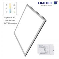 Wifi -2.4G Control LED Panel Lights with CCT Changing