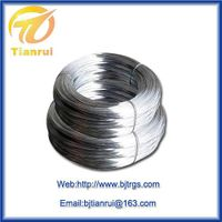 Nickel-titanium memory alloy  wires