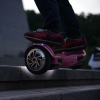 UL SGS CE Hoverboard with Bluetooth 2 wheel Hoverboard thumbnail image