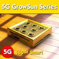 E.shine 5G GrowSun 160W led grow light with programmable controller