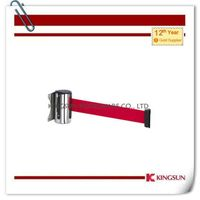 Metal Wall Mount Retractable Belt Barriers thumbnail image
