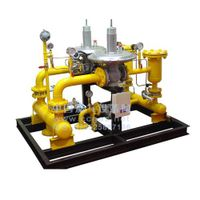 Natural gas pressure regulator---China natural gas net