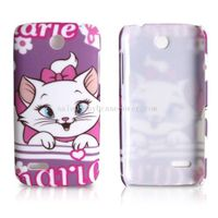 customer design printed cartoon cases PC plastic fancy phone covers for Huawei C8812