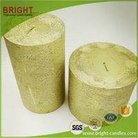 Most Popular Pillar Candle For Outdoor Activity