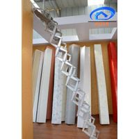 wall hanging folding loft ladder