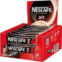 Nescafe classic 3 in 1 / Nescafe Classic 50g Jar / Nescafe Espresso 100g
