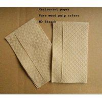 Natural Antibacterial ecological Paper napkin