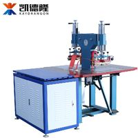 double head oil pressure pneumatic pressure high frequency welding machine