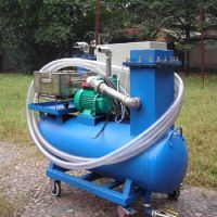 Weir Type Overflow Type Floating Oil Absorber Float Oil Collector Oil-Water Separator for oily water thumbnail image