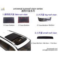 vehicles universal sunroof visor