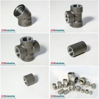 Forged A 105 carbon steel pipe fittings thumbnail image