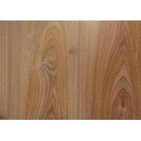 Middle embossed surface laminate flooring