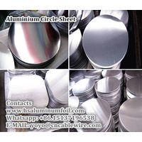 Aluminium Circle Sheet