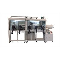ZHDS400 Lithium Battery Glove Box Evaporation Coating Machine System for OLED Film,Solar Cell