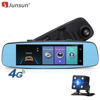 """Junsun A880 4G Car Camera With ADAS 7.86"""" FHD1080P Dash Cam DVR Bluetooth Wifi thumbnail image"""