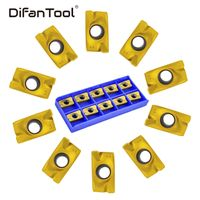 Difantool CNC Lathe Inserts for Lathe Turning Tool Holder Replacement Insert