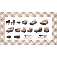 YLR-11400 rattan furniture 2011 lastest model thumbnail image
