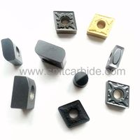 High Performance Indexable Carbide MIlling Inserts