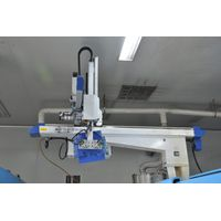 High speed 2-axis robotic arm with AC Servo traversing
