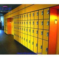 HPL laminate lockers for school