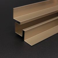 Multipurpose stainless steel metal trim for house/hotel decoration thumbnail image