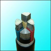 Copper conductor PVC insulated SWA power cable