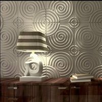 new design embossed wallpanel for wall decoration thumbnail image
