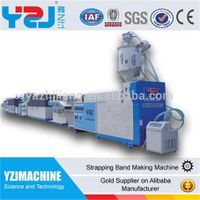 YZJ fully automatic pp packing strap making machine