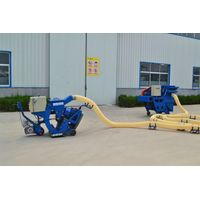 Machine for air port asphalt road surface