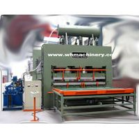 Lamination hot press / particle board production line thumbnail image