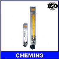 LZB-series stainless steel case glass tube flow meter
