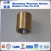 marine white metal shell sliding bearing stern tube bearing thumbnail image