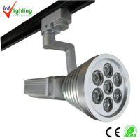 7W LED Track Light Spotlight (7X1W-YL01)