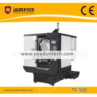 High speed drilling milling tapping machine