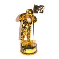 Resin Moonman MTV Trophy
