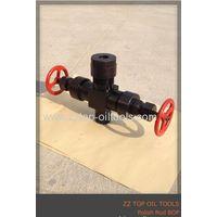 Wellhead polish rod BOP 3000 psi