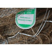 Gi iron wire/galvanized steel wire cheap price High quality