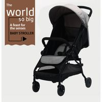 3 in 1 Foldable China Best Lightweight Newborn Buggy Toddler Kid Baby Time Stroller thumbnail image
