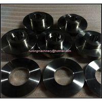 Titanium hoop/ring