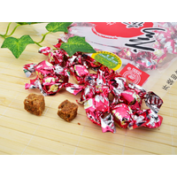 Metallized Twistable twist PET polyester film using for candy wrap