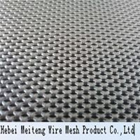 Aluminum plate mesh uesd in the fencing