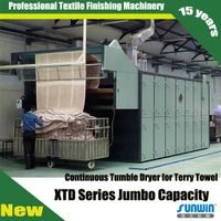 Continuous Tumble Dryer for towel thumbnail image