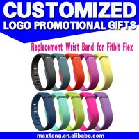 Replacement Wrist Band and Clasp for Fitbit Flex Bracelet Silicone WristBand Rubber Wrist Band