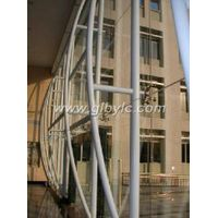 Supporting structure curtain wall thumbnail image