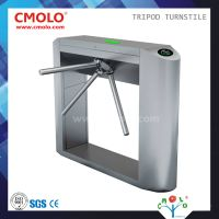 CE Approved Semi-Automatic Security Turnstiles (CPW-400DS)
